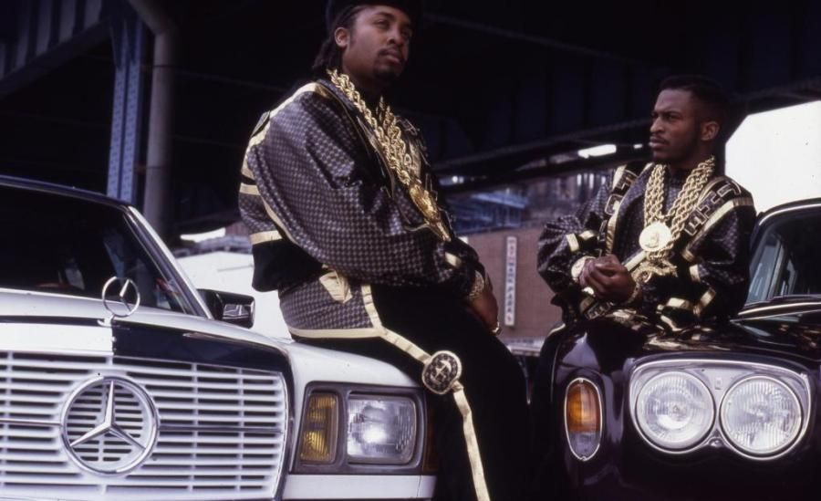 Eric B and Rakim - Dapper Dan - BttO