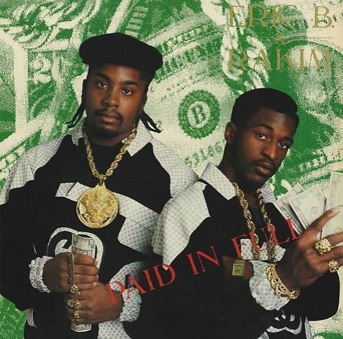 Dapper Dan - Eric B and Rakim - Better than the Original - BttO